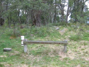 Fitzpatrick Track Head 7.8 km return