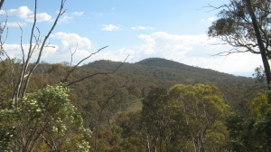 View south to Mt Ainslie VK1/AC-040